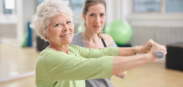 Fitness at 50+