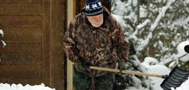 Hypothermia and Older Adults