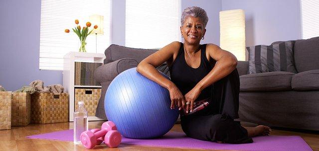 Exercise Good Medicine