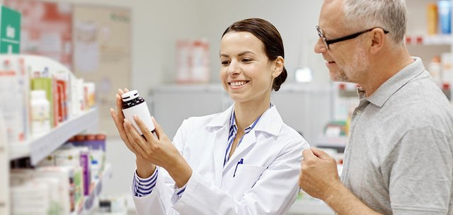 Seniors and medication