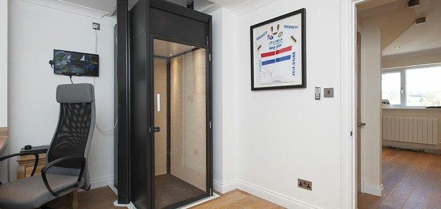 Stiltz home elevator