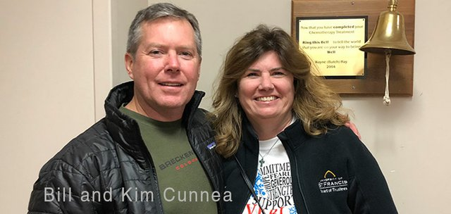 Bill and Kim Cunnea