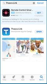 Theora Link App