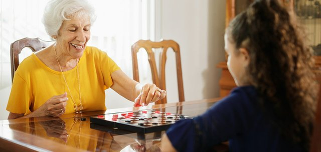 Creating Fun for Caregivers and Frail Seniors