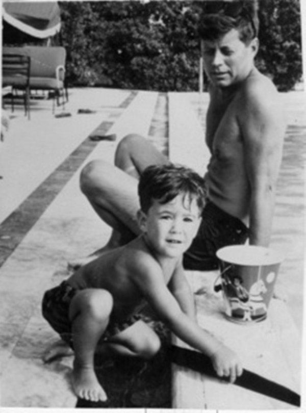 Kennedy-Lawford and JFK