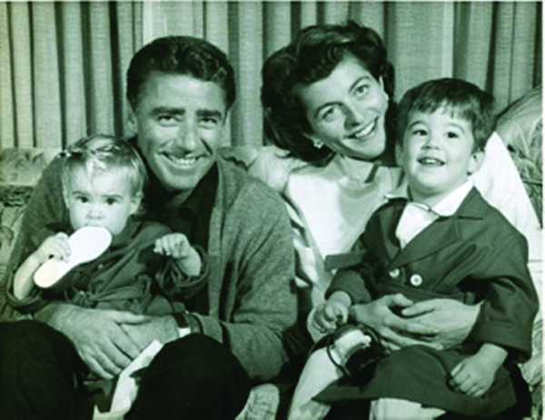 kennedy-lawford and parents