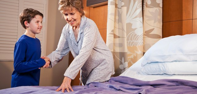 Caregiving Youth