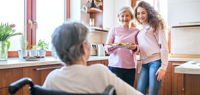 Reflections from the Sandwich Generation