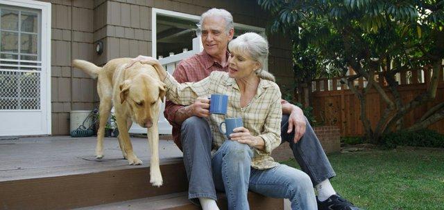 Spousal dementia caregiving