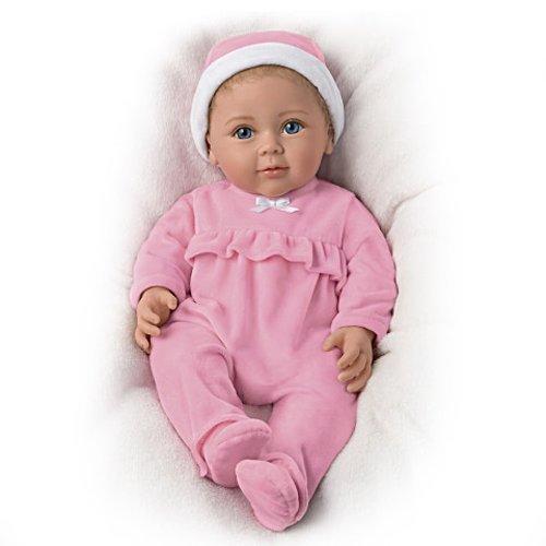 kayla comfort doll