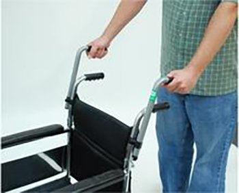 Wheelchair Handle Extender