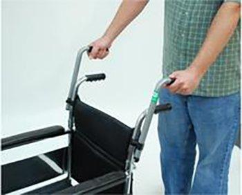 Wheelchair Handle Extender