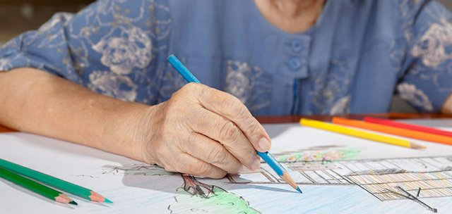 Art Cancer Caregiving
