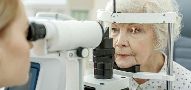 glaucoma vision loss