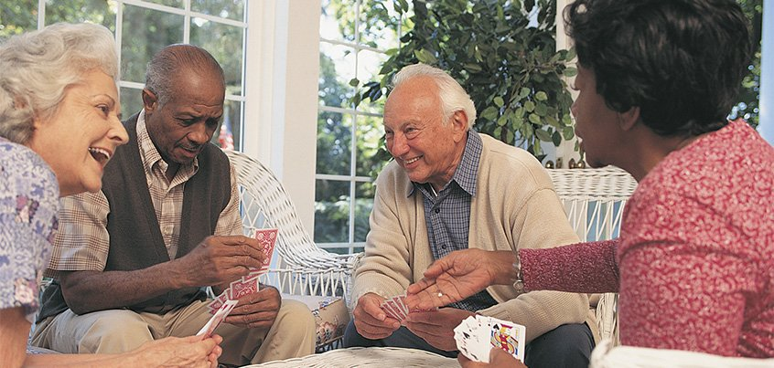 """This Is My Life Now"""" An Interview with a Nursing Home Resident -  Caregiver.com"""