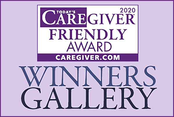 2020 Caregiver Friendly Award Winners