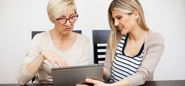Online Community for Seniors