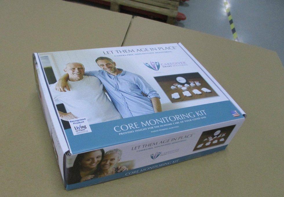 caregiver smart solutions core kit