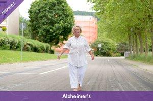 Alzheimer's slider