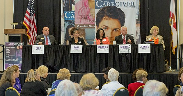 Pannel of Experts with your caregiver solutions