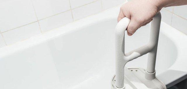 Bathtub Grab Bar