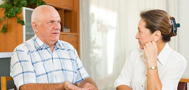 Parkinson's Caregiver