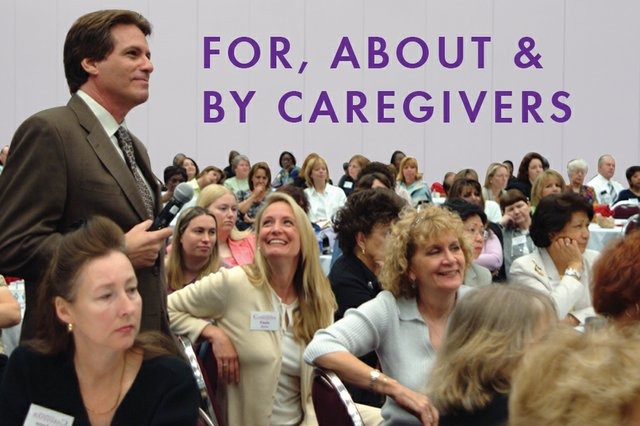 For, About, and By Caregivers