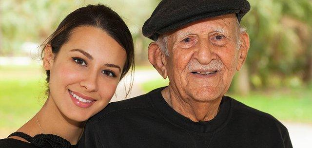 Taking Care of Grandpa