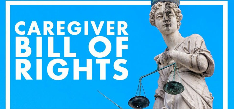 Caregiver Bill Of Rights