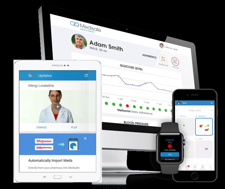 Medisafe, Collaborative Medication Management Platform