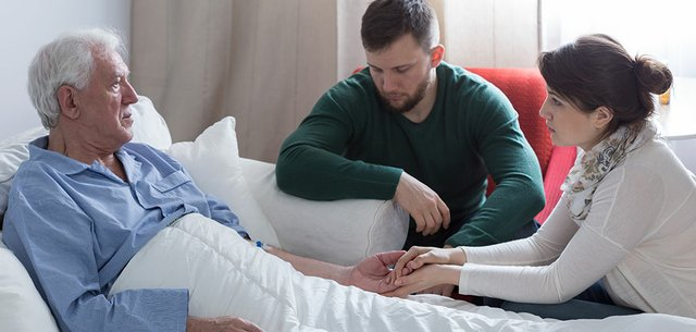 hospitalization and dementia