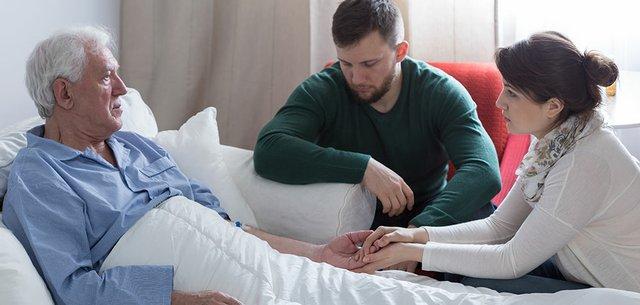 hospitalization and dementia