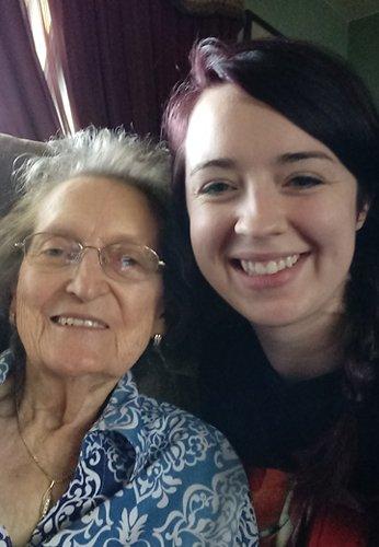 Sara Thorn Fearless Caregiver Profile