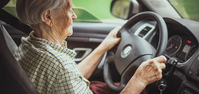 Driving Aging Illness