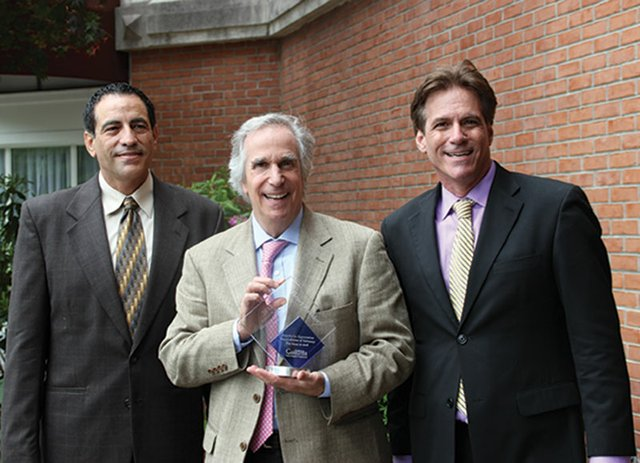 Henry Winkler Award Winner