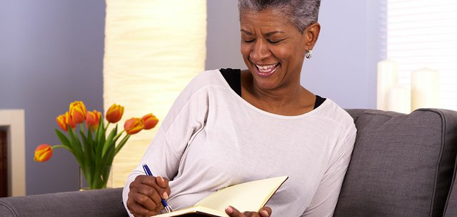 Caregiver Journaling