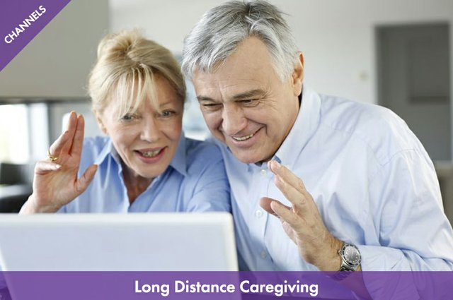 Long Distance Caregiving