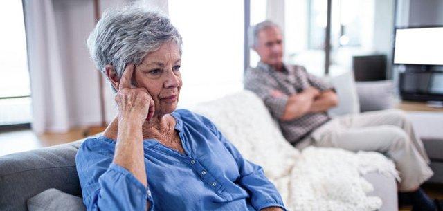 Alzheimer's: Dealing with Difficult Behavior  54392779