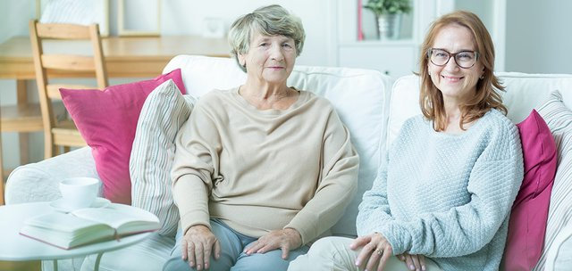 Living With Your Home Health Care Aide