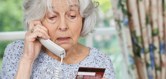 Prevent Senior Scams
