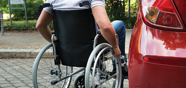 Funding Wheelchair Accessible Vehicle