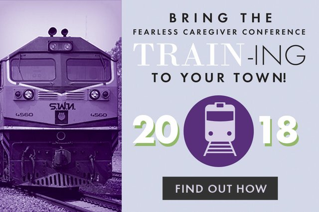 2018 Fearless Caregiver Training